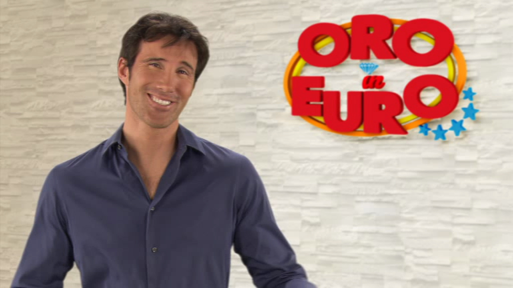 ORO IN EURO IN TV